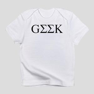 Greek Geek Infant T-Shirt