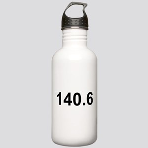 140.6 (Ironman Triathlon) Stainless Water Bottle 1