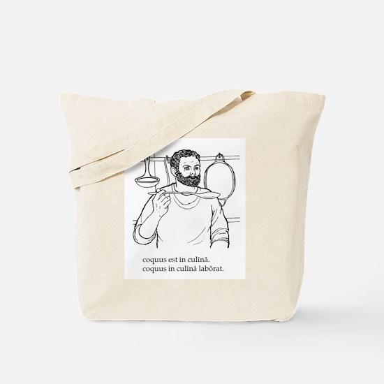 Grumio Tote Bag