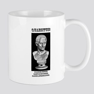 Cicero Wanted (Latin) Mug