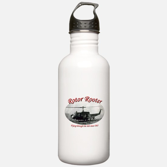Unique Heli Water Bottle