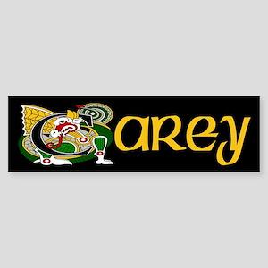 Carey Celtic Dragon Sticker (Bumper)