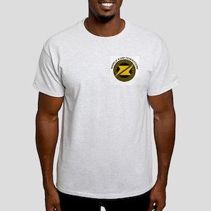 World Kido Federation Ash Grey T-Shirt