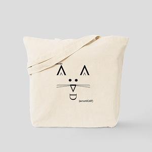 EmotiCat Tote Bag