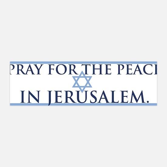 """""""Peace in Jerusalem"""""""