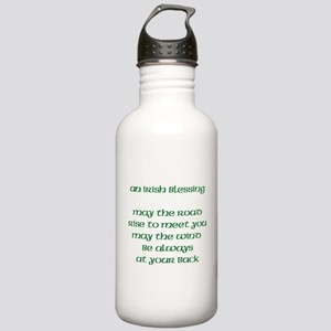 An Irish Blessing Stainless Water Bottle 1.0L