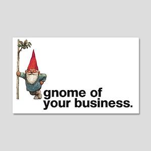 Gnome 20x12 Wall Peel