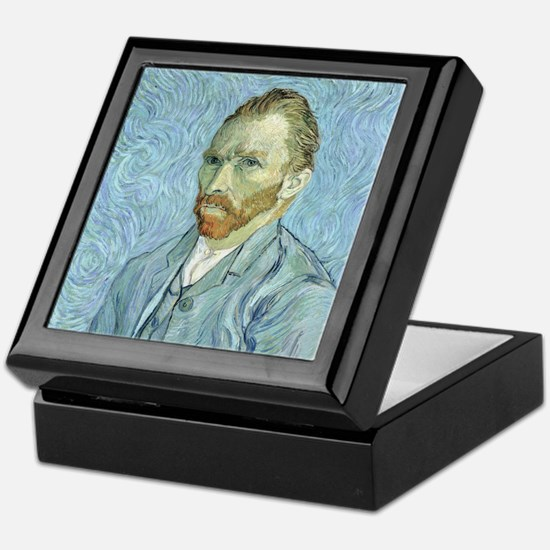 Cute Vincent van gogh Keepsake Box