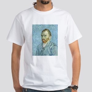Self portrait, 1889 by Vincent Van Gogh T-Shirt