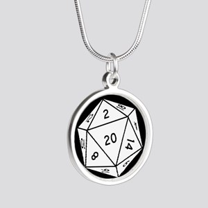 D20 Dice Necklaces