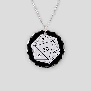 D20 Dice Necklace