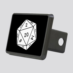 D20 Dice Hitch Cover