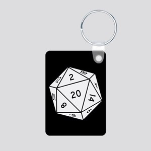 D20 Dice Keychains