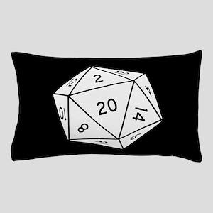 D20 Dice Pillow Case