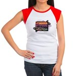 Moantreal Women's Cap Sleeve T-Shirt