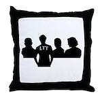 LTT Rushmore Throw Pillow