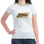 Anniversary Jr. Ringer T-Shirt