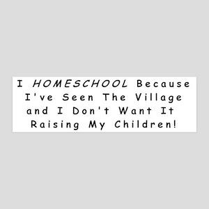 Homeschool 36x11 Wall Peel
