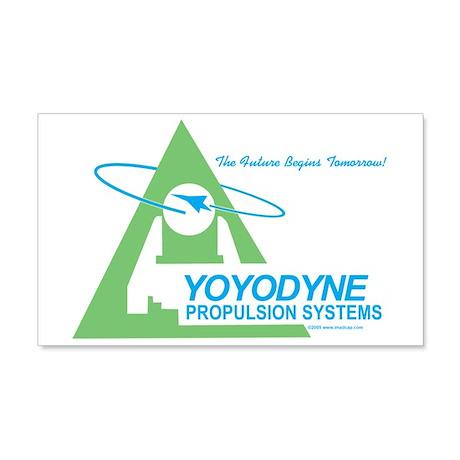 Yoyodyne Propulsion Systems 20x12 Wall Peel