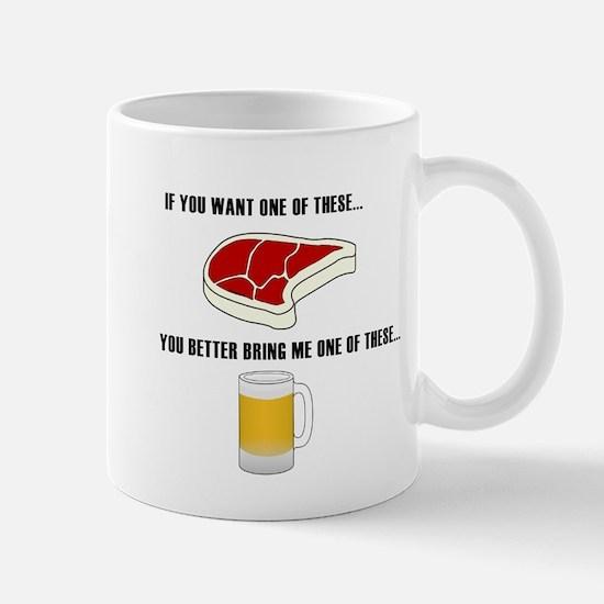 Cute Grill Mug