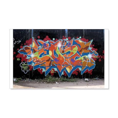 20x12 Wall Peel