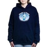Adequacy Acheived! Women's Hooded Sweatshirt