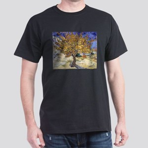Mulberry Tree, 1889 by Vincent Van Gogh T-Shirt