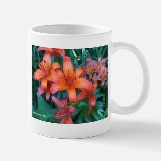 KWH Daylilies Mug