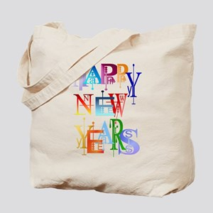Happy New Years Tote Bag
