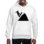 Go Snowboarding! Hooded Sweatshirt