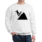 Go Snowboarding! Sweatshirt