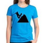 Go Snowboarding! Women's Dark T-Shirt