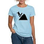 Go Snowboarding! Women's Light T-Shirt