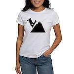 Go Snowboarding! Women's T-Shirt