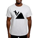 Go Snowboarding! Light T-Shirt