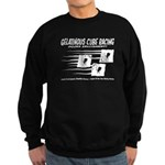 Gelatinous Cube Racing Sweatshirt (dark)