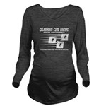 Gelatinous Cube Raci Long Sleeve Maternity T-Shirt