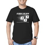 Gelatinous Cube Racing Men's Fitted T-Shirt (dark)