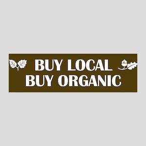 Buy Local 36x11 Wall Peel (Brown)