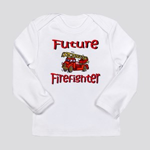 Future Firefighter Long Sleeve Infant T-Shirt