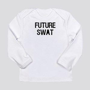 Future Swat Long Sleeve Infant T-Shirt