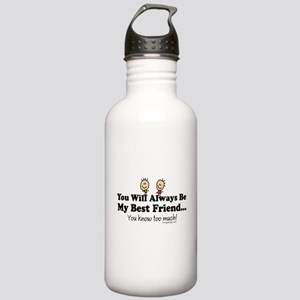 Best Friends Knows Stainless Water Bottle 1.0L