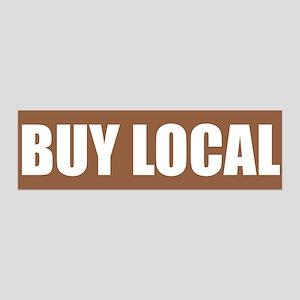 Buy Local 36x11 Wall Peel