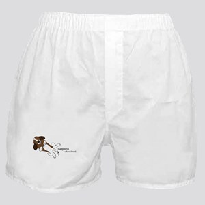 Basset Love Boxer Shorts