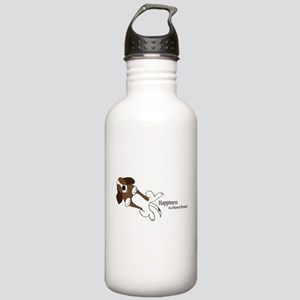 Basset Love Stainless Water Bottle 1.0L