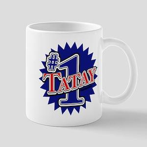 Number 1 Tatay Mug