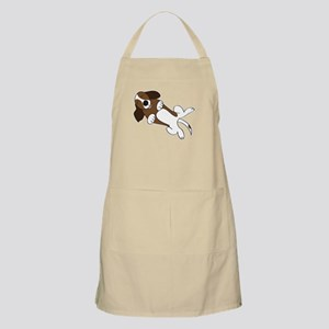 Happiness is a Basset Hound Apron