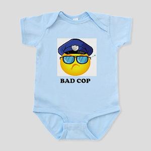 Bad Cop Infant Bodysuit