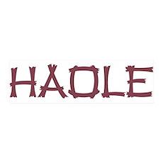 Haole 36x11 Wall Peel
