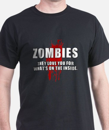 Zombie Humor (Love) T-Shirt